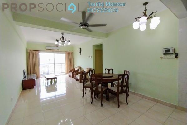 For Sale Condominium at Ampang Boulevard, Ampang Freehold Fully Furnished 3R/3B 650k
