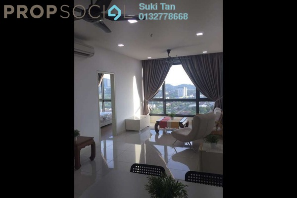 Condominium For Rent in Amanja, Kepong Freehold Fully Furnished 2R/2B 1.9k