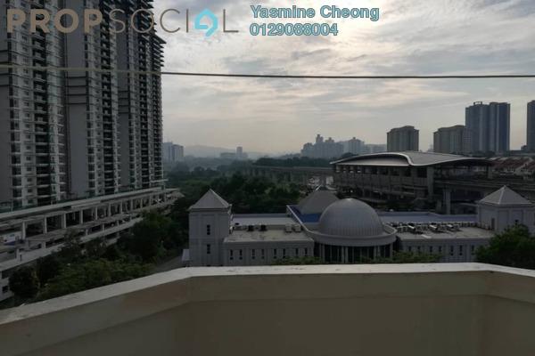 Condominium For Sale in Bukit OUG Condominium, Bukit Jalil Freehold Semi Furnished 1R/1B 270k