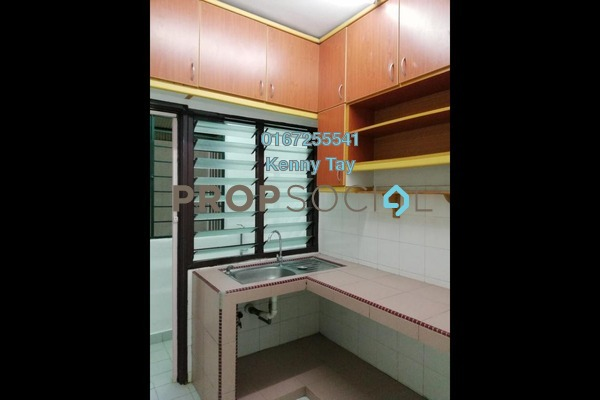 For Sale Apartment at SD Apartments, Bandar Sri Damansara Freehold Semi Furnished 3R/2B 398k