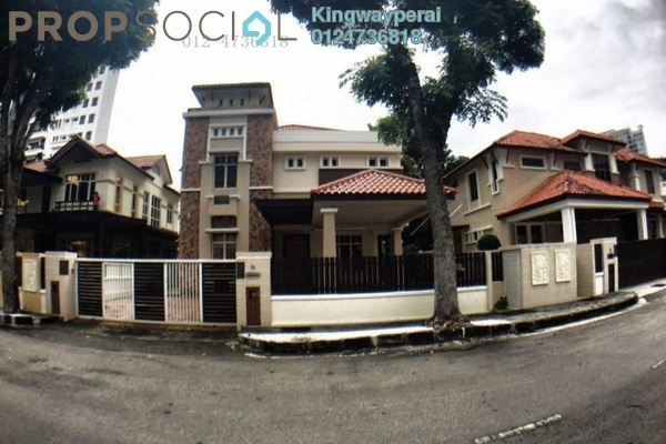 Bungalow For Sale in Minden Heights, Gelugor Freehold Semi Furnished 5R/6B 3m