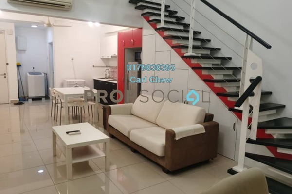 SoHo/Studio For Rent in The Scott Soho, Old Klang Road Freehold Fully Furnished 1R/2B 1.8k