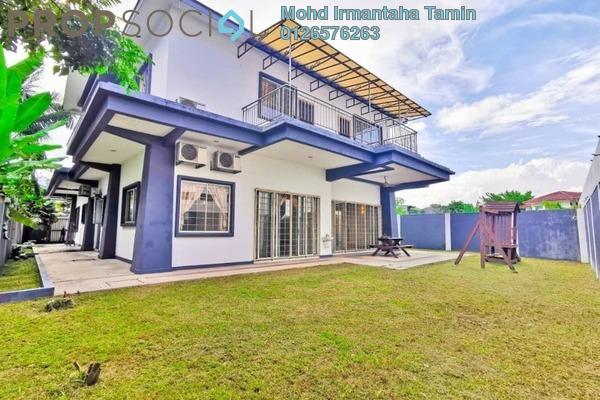 Bungalow For Sale in Taman Ampang Utama, Ampang Freehold Semi Furnished 7R/6B 2.7m