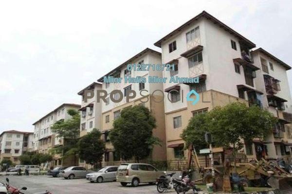 Apartment For Sale in Sri Indah Apartment, Bandar Putra Permai Leasehold Unfurnished 3R/2B 145k