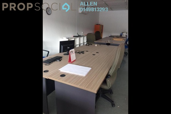 For Rent Office at SouthKey Mosaic @ SouthKey, Johor Bahru Freehold Fully Furnished 0R/0B 1.8k