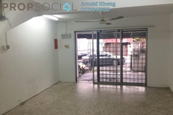 Terrace For Rent in Taman Gemilang, Kulai Freehold Unfurnished 2R/1B 1.2k