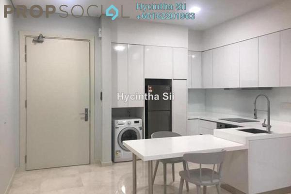 For Sale Condominium at Vogue Suites One @ KL Eco City, Mid Valley City Freehold Fully Furnished 1R/1B 980k