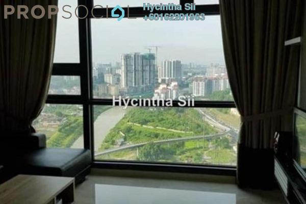 For Sale Condominium at Vogue Suites One @ KL Eco City, Mid Valley City Freehold Fully Furnished 1R/1B 950k