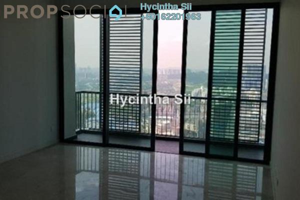 For Sale Condominium at Vogue Suites One @ KL Eco City, Mid Valley City Freehold Semi Furnished 2R/2B 1.35m
