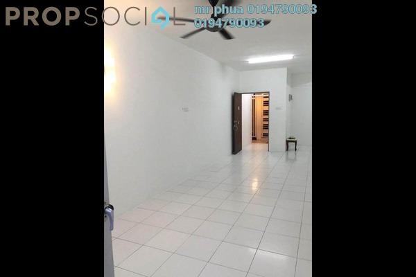 Condominium For Sale in Pinang Laguna, Seberang Jaya Freehold Unfurnished 4R/2B 268k