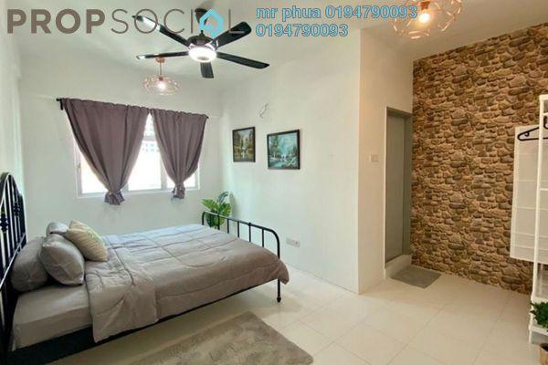 Condominium For Sale in Pinang Laguna, Seberang Jaya Freehold Unfurnished 4R/2B 350k