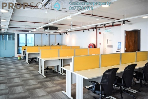 Office For Rent in Teega, Puteri Harbour Freehold Fully Furnished 0R/0B 7k