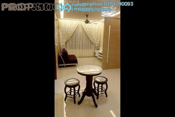 Condominium For Rent in All Seasons Park, Farlim Freehold Fully Furnished 3R/2B 1.4k