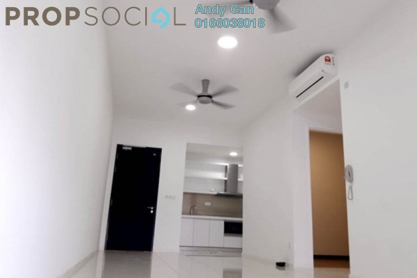Serviced Residence For Rent in Aurora Tower, KLCC Freehold Semi Furnished 2R/2B 1.55k
