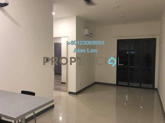 Condominium For Sale in South View, Bangsar South Freehold Semi Furnished 2R/2B 760k