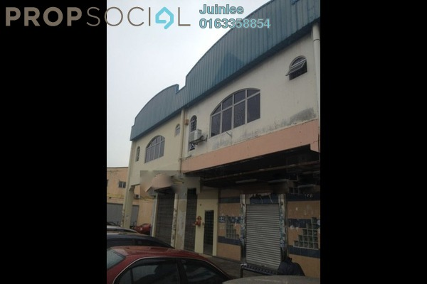 Factory For Rent in Taman Perindustrian KIP, Kepong Freehold Semi Furnished 0R/0B 4.5k