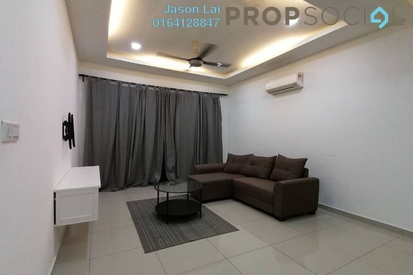 Condominium For Rent in V-Residensi, Selayang Heights Freehold fully_furnished 3R/3B 1.4k