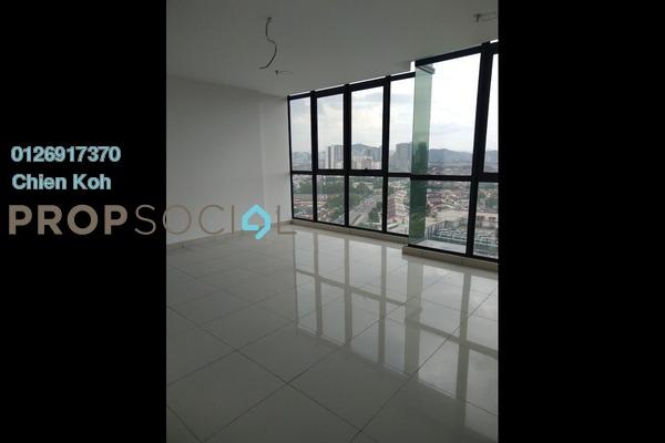 For Rent Office at Atria, Damansara Jaya Freehold Semi Furnished 2R/2B 3.2k