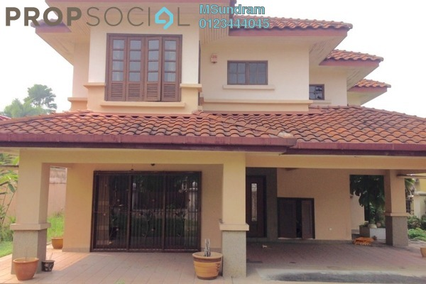 Bungalow For Sale in Kawasan 1, Klang Freehold Fully Furnished 5R/5B 1.6m