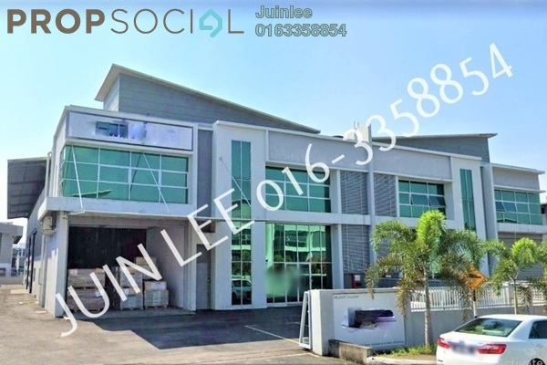 Factory For Rent in Taman Perindustrian Air Hitam, Klang Freehold Unfurnished 0R/0B 10k