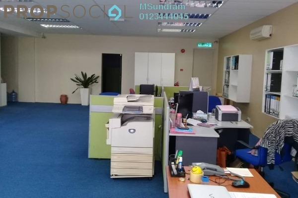 Factory For Sale in Gravitas, Shah Alam Freehold Semi Furnished 0R/0B 2.8m