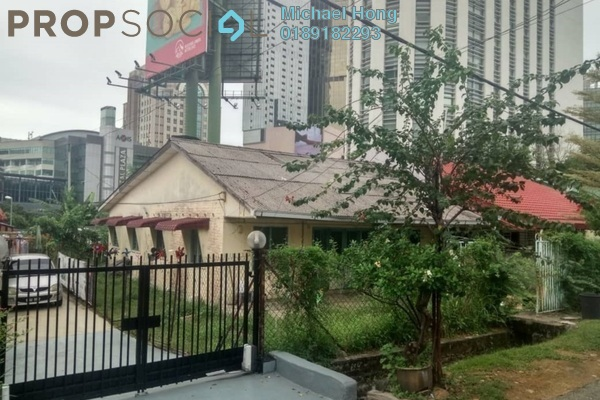Semi-Detached For Sale in Section 8, Petaling Jaya Freehold Fully Furnished 5R/2B 650k