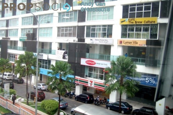 Shop For Rent in Chelsea, Sri Hartamas Freehold Semi Furnished 0R/2B 5.5k
