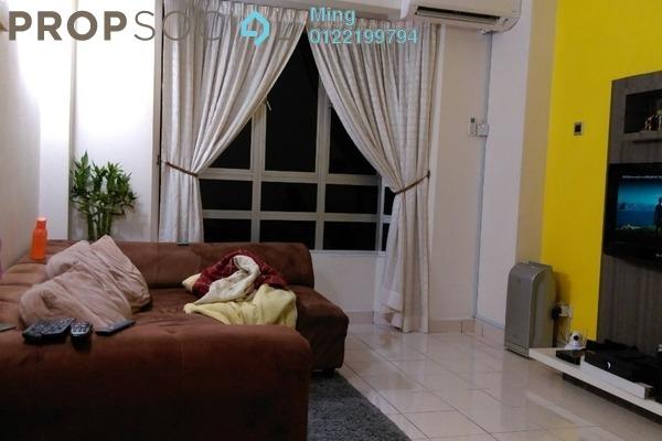 Condominium For Sale in Astana Putra, Bukit Rahman Putra Freehold Fully Furnished 2R/2B 345k