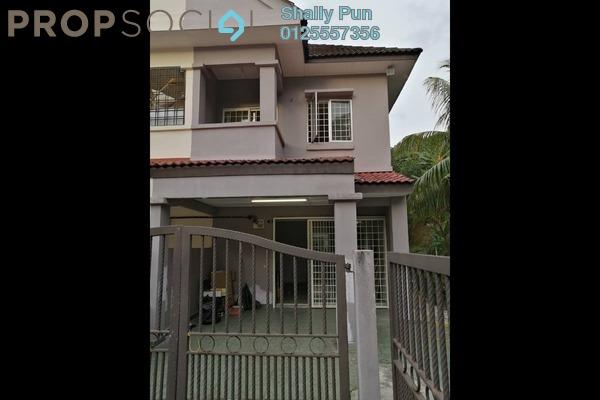 Terrace For Rent in Bandar Puchong Jaya, Puchong Freehold Semi Furnished 3R/2B 1.3k