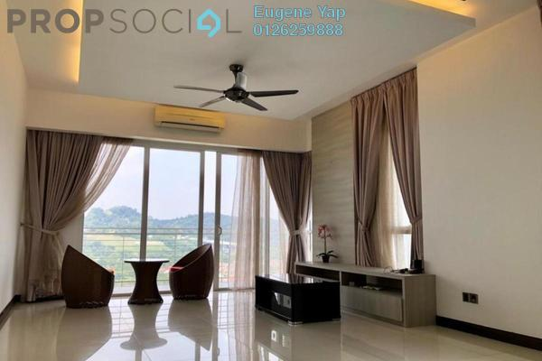 Condominium For Rent in The Northshore Gardens, Desa ParkCity Freehold Fully Furnished 4R/4B 5k