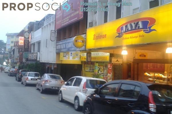 Shop For Rent in Section 8, Petaling Jaya Freehold Unfurnished 1R/2B 3k