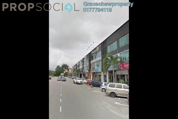 Office For Rent in Taman Gaya, Ulu Tiram Freehold Unfurnished 0R/0B 1.8k