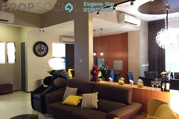 Terrace For Sale in The Breezeway, Desa ParkCity Freehold Semi Furnished 7R/6B 3.5m