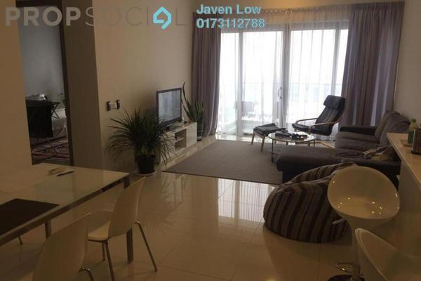 Condominium For Rent in Reflection Residences, Mutiara Damansara Freehold Fully Furnished 3R/2B 3k