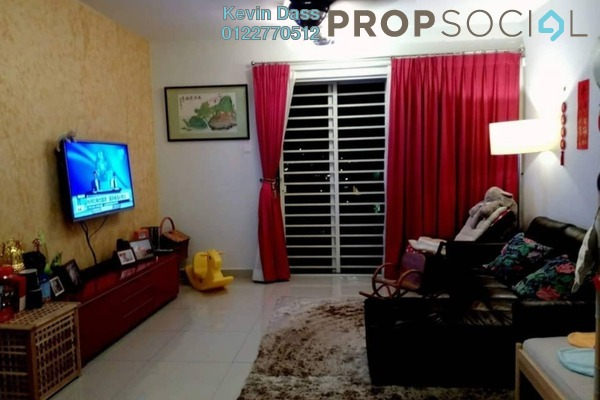 Condominium For Rent in Zen Residence, Puchong Freehold Fully Furnished 3R/2B 1.8k