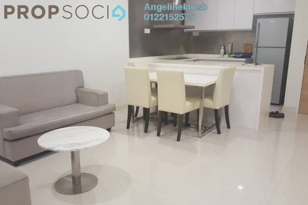 Serviced Residence For Rent in Camellia, Bangsar South Freehold Fully Furnished 1R/1B 2.3k