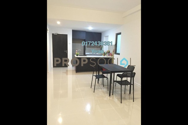 For Sale Serviced Residence at Boulevard Residence, Bandar Utama Freehold Semi Furnished 3R/2B 600k
