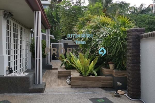Bungalow For Sale in Bukit Bangsar, Bangsar Freehold Semi Furnished 4R/6B 6.5m