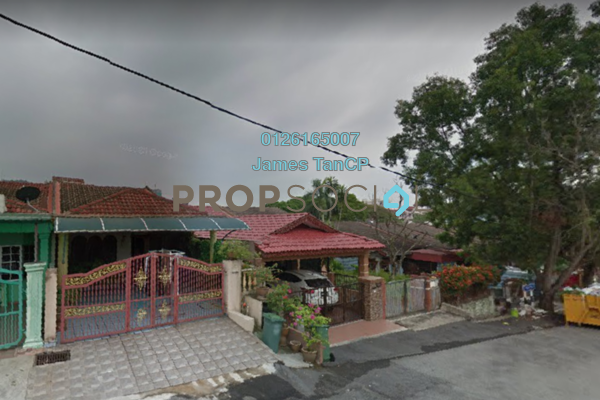 Terrace For Sale in Taman Bukit Cheras, Cheras Freehold Fully Furnished 3R/3B 918k