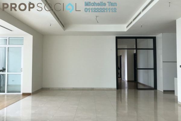 Serviced Residence For Sale in The Pearl, KLCC Freehold Semi Furnished 3R/3B 2.8m