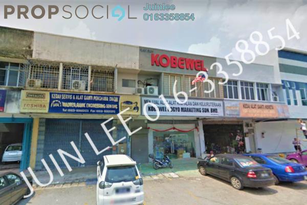 Factory For Rent in Taman Perindustrian Puchong Utama, Bandar Puchong Utama Freehold Unfurnished 0R/0B 3.3k