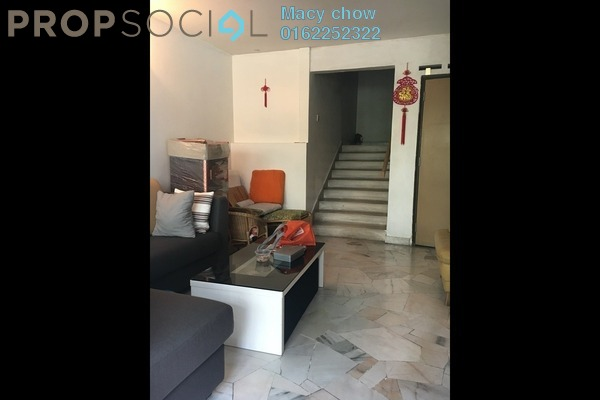 Townhouse For Sale in Taman Midah, Cheras Freehold Semi Furnished 3R/2B 378k
