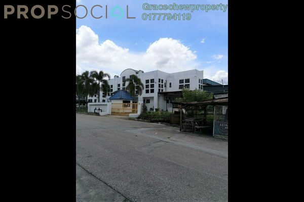 Factory For Sale in Taman Perindustrian Cemerlang, Ulu Tiram Freehold Unfurnished 0R/0B 7m