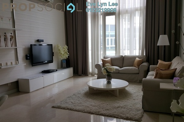 Condominium For Rent in Marc Service Residence, KLCC Freehold Fully Furnished 3R/2B 5.8k