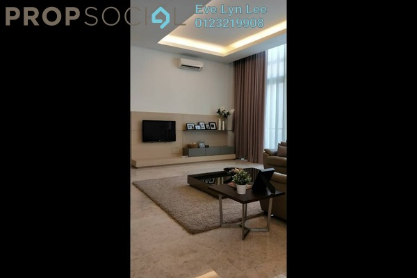 Condominium For Rent in Marc Service Residence, KLCC Freehold Fully Furnished 4R/4B 12k