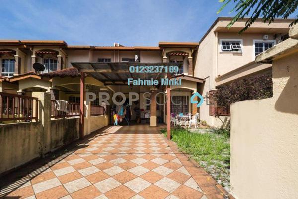 Terrace For Sale in Damai Budi, Alam Damai Leasehold Semi Furnished 4R/3B 785k
