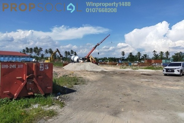 Factory For Sale in Saville Residence, Old Klang Road Freehold Unfurnished 0R/0B 17.8m