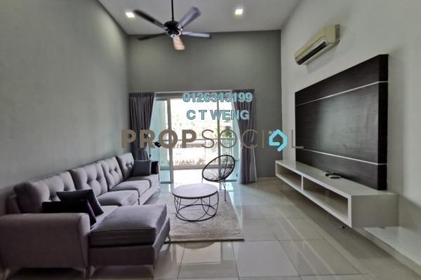 Condominium For Rent in Mont Kiara Meridin, Mont Kiara Freehold Fully Furnished 3R/2B 4.5k
