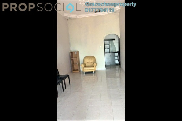 Terrace For Rent in Taman Puteri Wangsa, Ulu Tiram Freehold Fully Furnished 3R/2B 1.28k