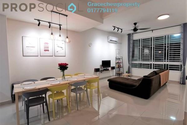 Terrace For Rent in Sri Penawar @ Desaru, Johor Freehold Fully Furnished 4R/3B 1.7k
